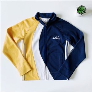 Adidas Jacket- Size S adult and Kids L 14.